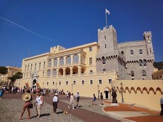 Palais Princier à Monaco
