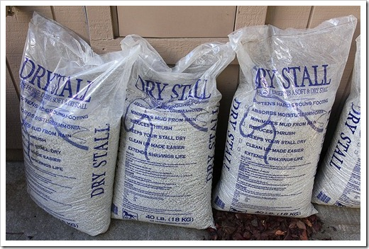 Pumice Sold In Feed S Under The Brand Name Dry Stall