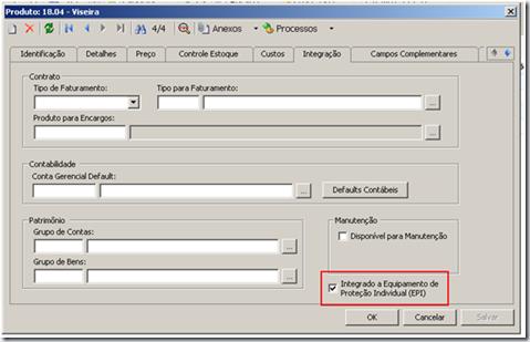 c86b0313a61a9 Controle de EPI - TOTVS Connect - TDN