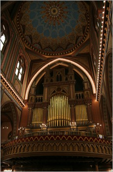 Original Pipe organ