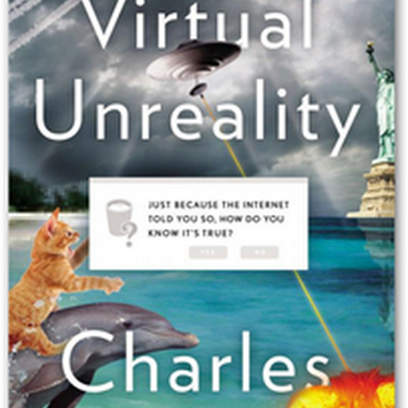 """Virtual Unreality"" - Maybe A Good Read After the Fake Facebook ""Science"" Report To Help You Figure Out What's A Virtual Value and What's A Real Value Out There"
