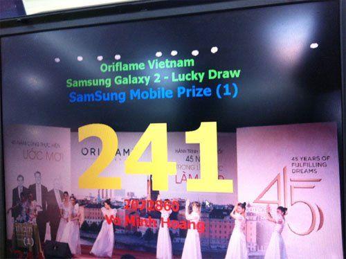 Kết quả bốc thăm trúng thưởng ngày 6-3-2012