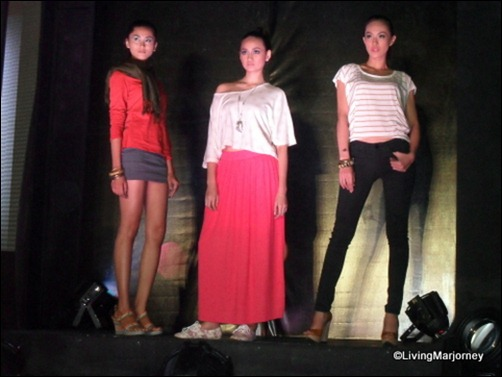 LookBook Fashion Show at SM City Fairview