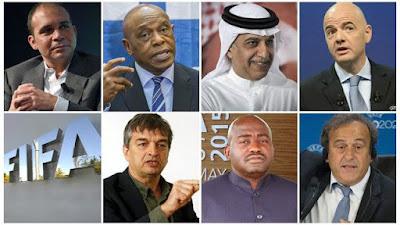 Ai sẽ điều hành bóng đá thế giới?