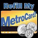 Refill My Metrocard! logo