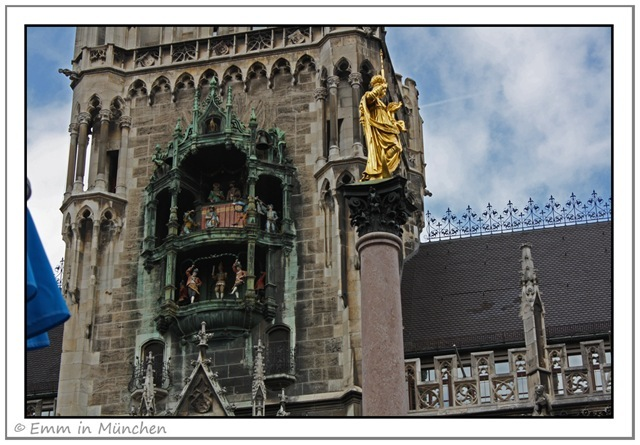 The Glockenspiel at Munich
