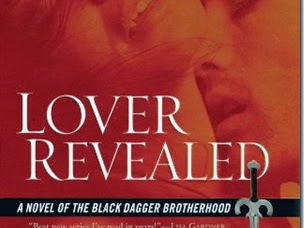 Review: Lover Revealed (Black Dagger Brotherhood #4) by J. R. Ward