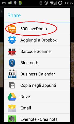 【免費娛樂App】500 px Salva Foto-APP點子