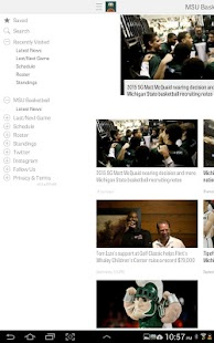 MLive.com: MSU Basketball News - screenshot thumbnail