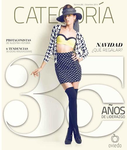 Revista Categoría Oviedo