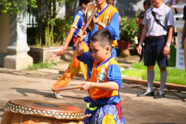 IMG 1921 Đại lễ Phật đản PL 2557 tại Tu viện Quảng Hương Già Lam