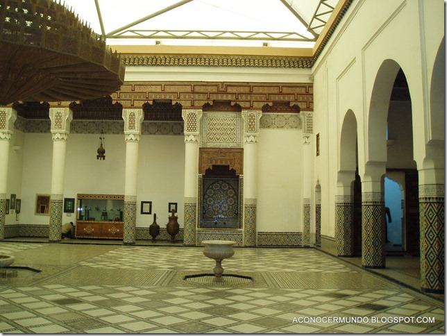 Museo de Marrakech-PC070175