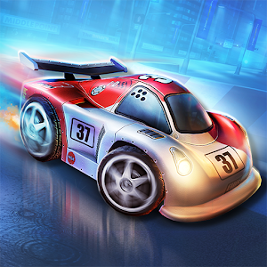 Android – Mini Motor Racing WRT
