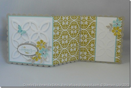 Blooming Marvellous, The Craft Spa, SAB 2013, Stampin Up, SU   (3)