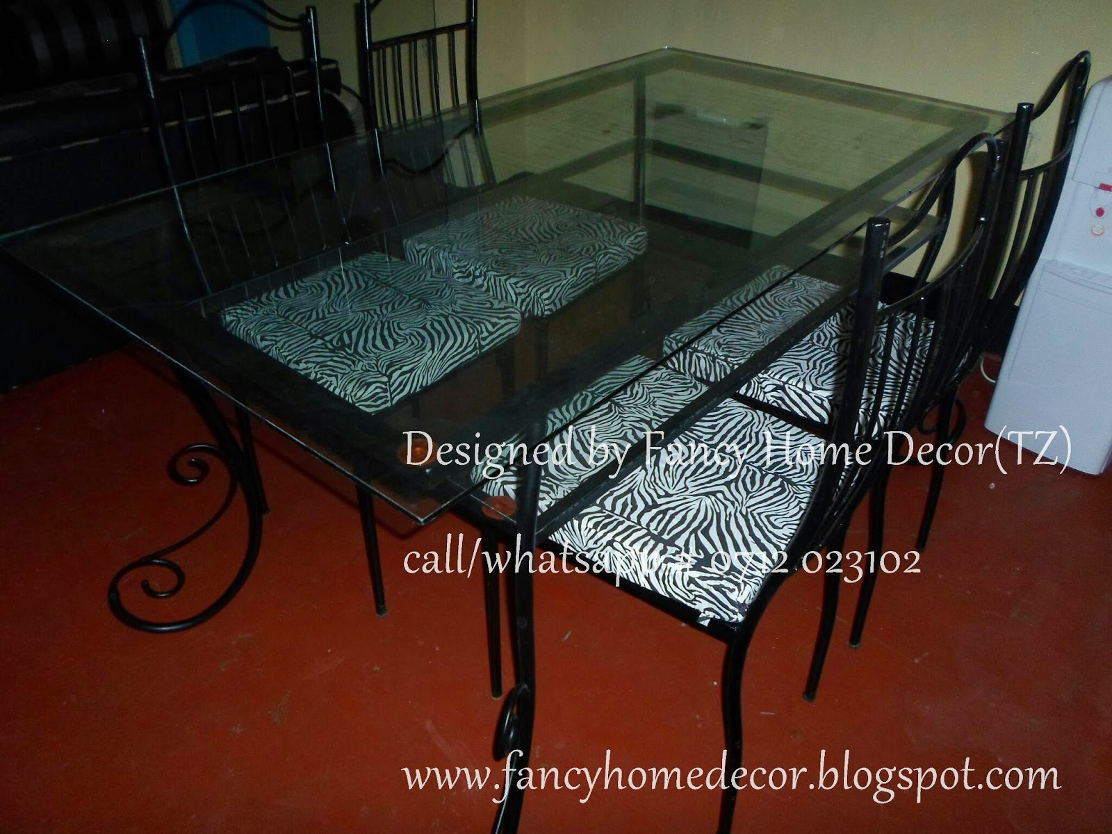 Dining Table Of 4 Chairs With