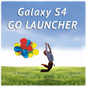 Galaxy S4 Theme Go Launcher icon