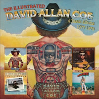 The Illustrated David Allan Coe: 4 Classic Albums 1977-1979