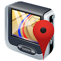 GPS Bookmarker icon