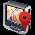 GPS Bookmarker icon