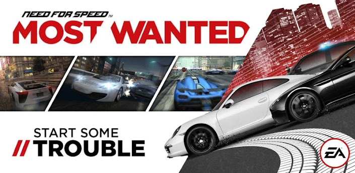 Need for Speed? Most Wanted v1.0.47 Mods (Offline, Graphics, Unlimited Money) (Android Game)