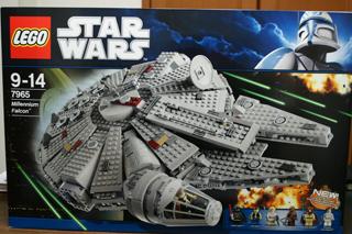 LEGO: 7965 Millennium Falcon