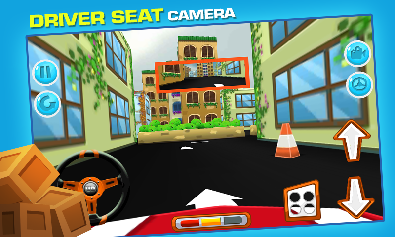 Parking Evolution 3D- screenshot