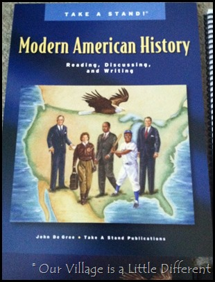The Classical Historian - Modern American History