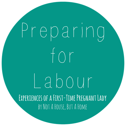 Preparing for Labour - Blog Post Header