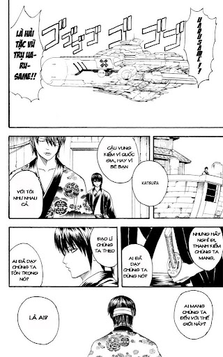Gintama Chap 97 page 6 - Truyentranhaz.net