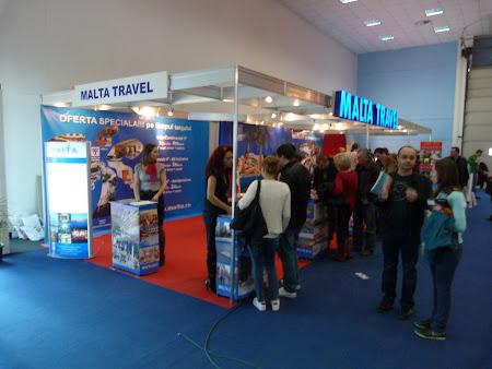 Malta Travel la targul de turism