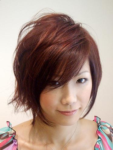 Top 10 Punto Medio Noticias Korean Short Hair Style For Round Face