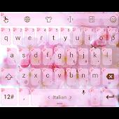 Theme TouchPal ValentineCherry