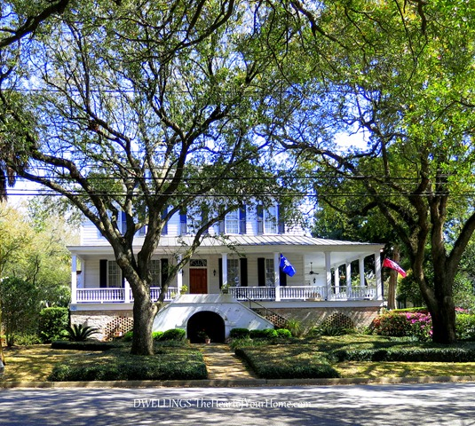 Hictoric Homes in Georgetown, SC