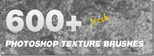 600 brushes para photoshop