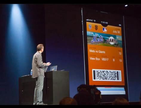 15.Apple 為 iOS 6 帶來 Passbook 電子優惠券總匯功能.png