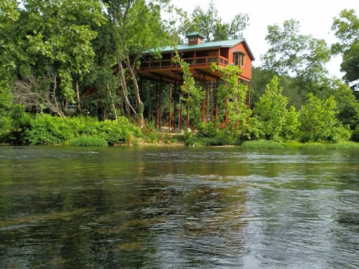 River of life farm in missouri for Private trout fishing in missouri