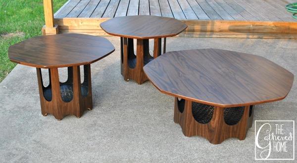 mid century brasilia style tables 2