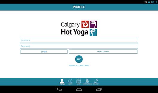 Calgary Hot Yoga - screenshot thumbnail