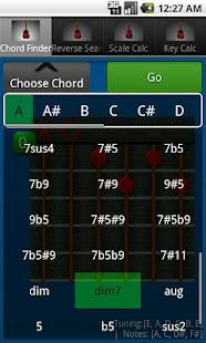 chords+ music tools- screenshot thumbnail