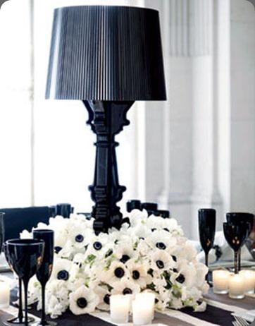 Black Lamp (brides) the party dress.net