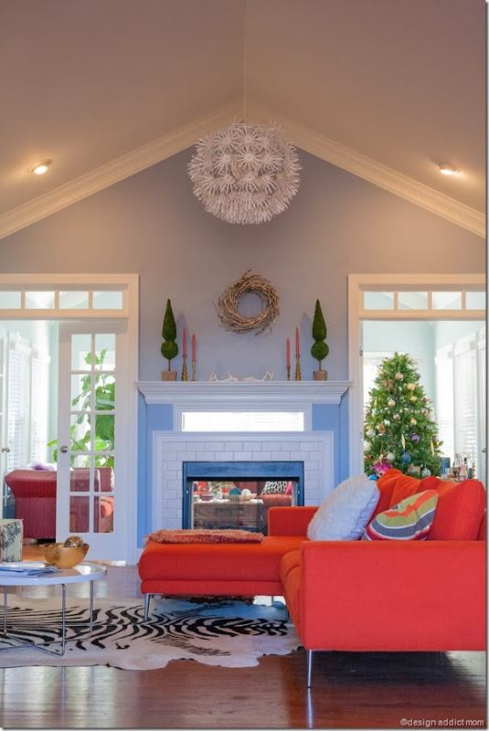 Christmas home décor