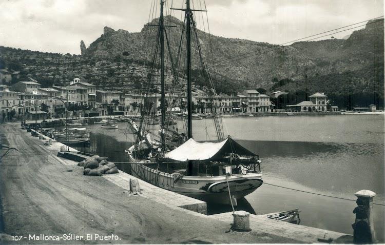 Pailebote SAN MIGUEL. Puerto de Soller. Union Postal Universal.jpg