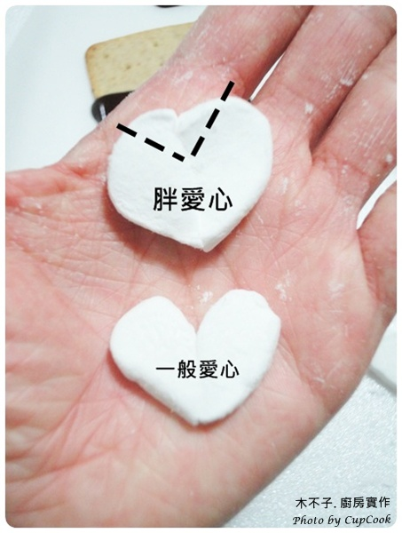 heart shaped marshmallow (4)