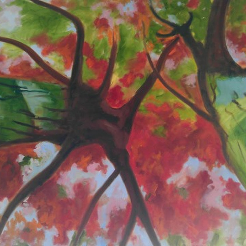 Modern Tree Paintings – Artists who Paint Trees
