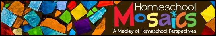 Homeschool Mosaics Banner
