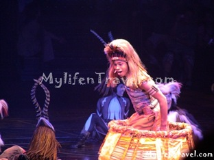 Lion King Disneyland HK 07