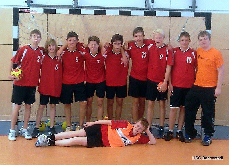 Männliche C-Jugend 2012/2013