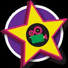 Movie Stars PopArt Quiz icon