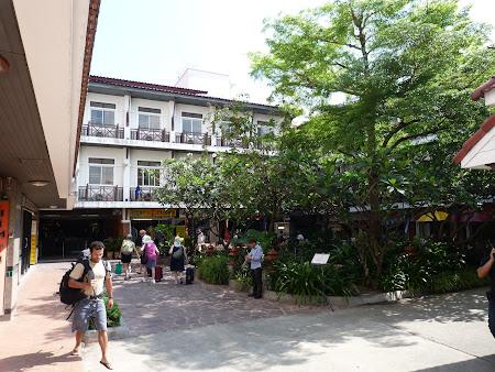 Cazare buna Thailanda: Rambuttri Village Inn Bangkok