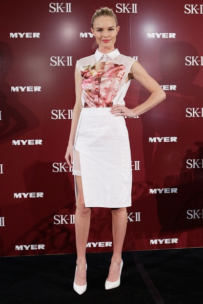Kate Bosworth Kate Bosworth Appears Myer Sydney